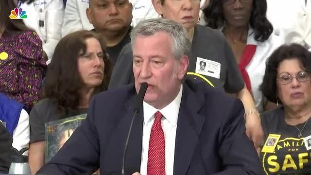 House Judiciary Chairman Nadler Falls Ill at Mayor de Blasio Event in Manhattan