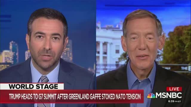 Ex-Fox News Reporter Carl Cameron: U S ' 'Reputation Is at